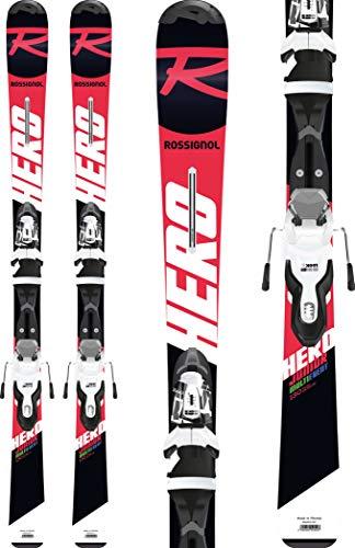 Rossignol Hero Jr/Xpress Jr 7 Ski Package Kid's