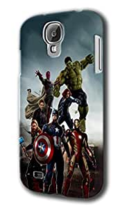 Avengers Age Of Ultron Samsung Galaxy S4 Hard Case Cover