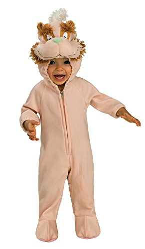 Deluxe Who Costume - Toddler (Dr Seuss Who Costume)