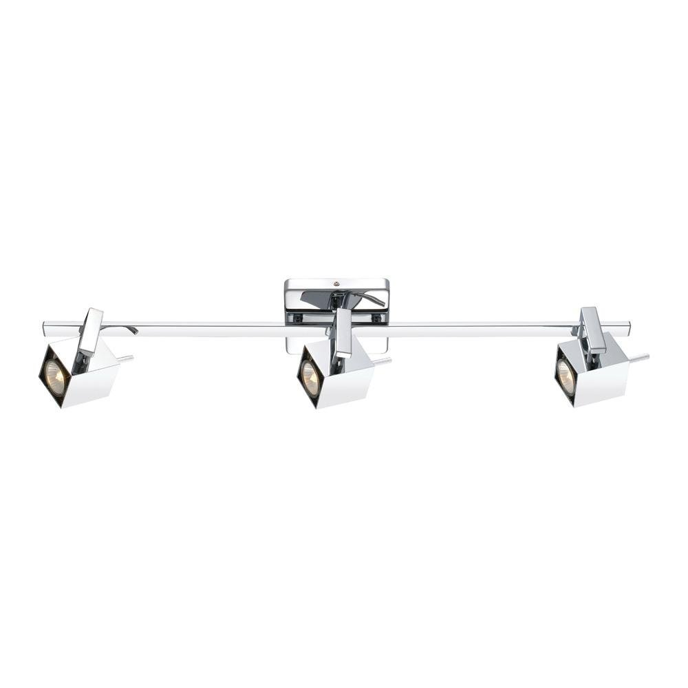 Eglo 90524A Track Light, Chrome Finish by Eglo