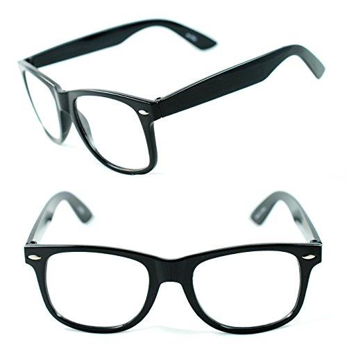 Quicksilver 7 Glasses Frames : Sunglass Stop - 2 Pair of Wayfarer Style Rx Magnification ...