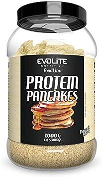 Pancakes de proteína EVOLITE – delicioso desayuno rápido y ...