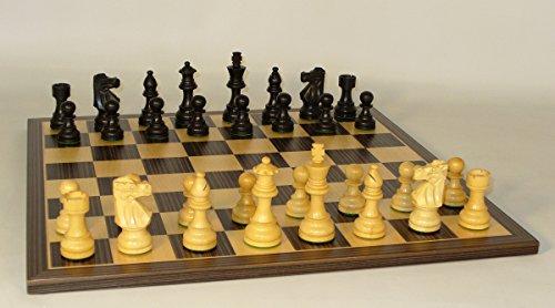 French Knight Chess Set - 4
