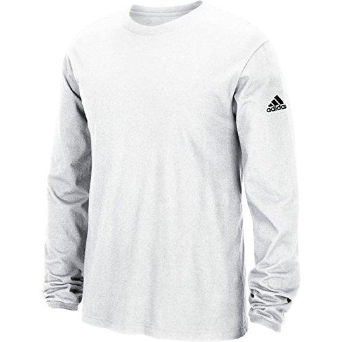 Adidas Men's Long Sleeve Logo Shirt - Shirt Long Adidas Sleeve