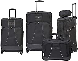 37% off Skyway trolley luggage set of 5 pieces