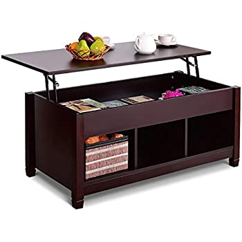 Amazon Com Sauder 414444 Carson Forge Lift Top Coffee