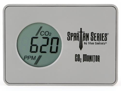 (Titan Controls Spartan Series CO2 Monitor Titan Controls Spartan Series CO2 Monitor)