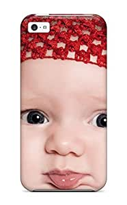 Awesome Design Super Cute Little Baby Hard Case Cover For Iphone 5c