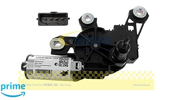 Vemo V10 - 07 - 0016 Motor para limpiaparabrisas: Amazon.es: Coche y ...
