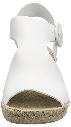 Sandal Porcelain Via Espadrille Spiga Leather Wedge Nolan Women's wWvH7nqvR