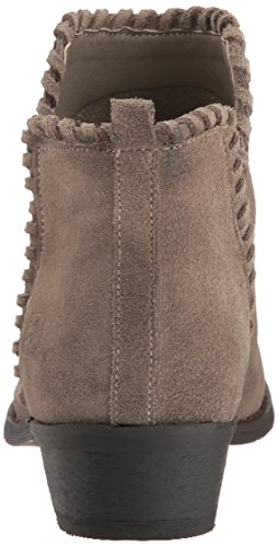 Grey Bootie Ankle Chinese Laundry by Suede Laundry Crossroads Women's Dirty 81Fw6q0