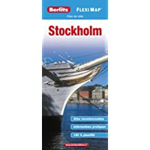 Berlitz Fleximap Stockholm