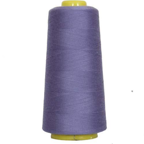 Threadart Polyester Serger Thread - 2750 yds 40/2 - Periwinkle - 56 Colors ()