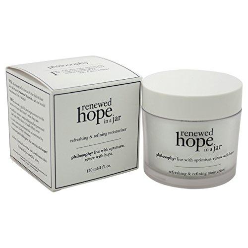 Philosophy Renewed Hope in a Jar Refreshing & Refining Moisturizer 4 ounces by Philosophy