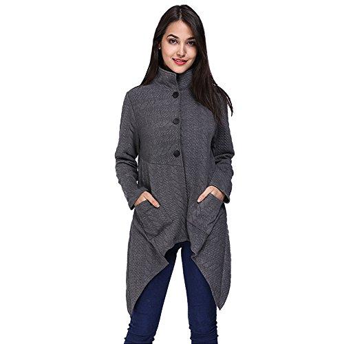 Jacquard Knit Jacket - 1