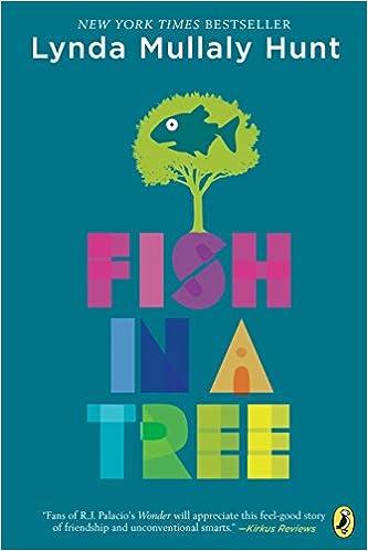Fish in a Tree: Mullaly Hunt, Lynda: 9780142426425: Amazon.com: Books