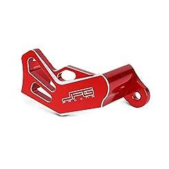 JFG RACING Red Rear Brake Caliper Cover ...