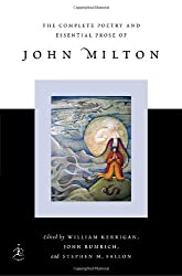 The Complete Poetry and Essential Prose of John Milton (Modern Library (Hardcover))