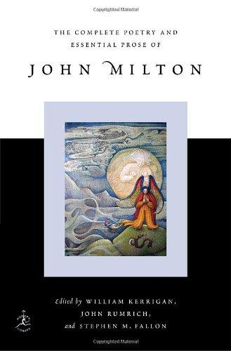 Complete Poetry+Ess.Prose..John Milton