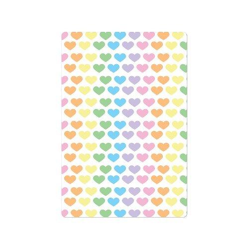 Photo - Kindle Fire Folio Case - Pastel Hearts