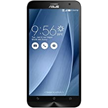 ASUS ZenFone 2 Unlocked Cellphone, 64GB, Silver (U.S. Warranty)