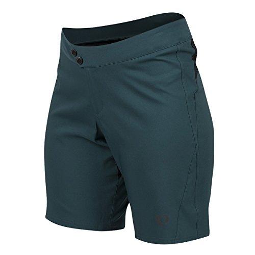 PEARL IZUMI Women's Canyon Shorts, Mist Green, XX-Large