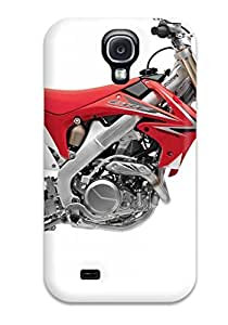 Protection Case For Galaxy S4 / Case Cover For Galaxy(honda Crf 450r Motocross)