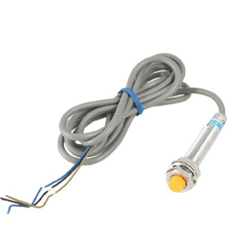 LJ8A3-2-Z/BX NPN NO 3-wire 2mm Inductive Proximity Sensor Switch DC (Inductive Proximity Sensor)
