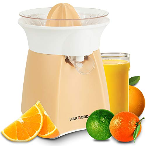 Electric Citrus Juicer Grapefruit Squeezer orange juicer lemon Squeezer Pulp Control Motorized Citrus Press by LUUKMONDE.