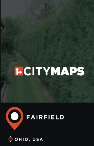 City Maps Fairfield Ohio, USA]()