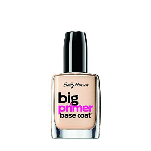 Sally Hansen Big Top & Base Coats Nail Polish, Primer, 0.4 Fluid Ounce