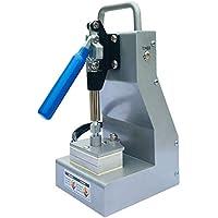 Dulytek DM800 Personal Heat Press - Dual Aluminum Plates with Heat Insulators - Digital Control Panel - Portable, Sturdy, Efficient