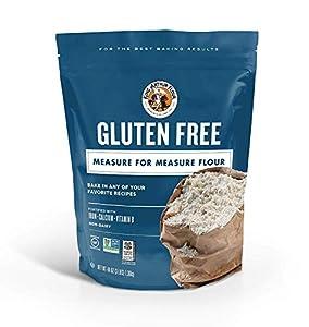 King Arthur Flour Measure For Measure Flour Gluten Free 3 Pound from King Arthur Flour