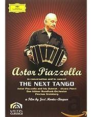 ASTOR PIAZZOLLA - NEXT TANGO,THE - DVD