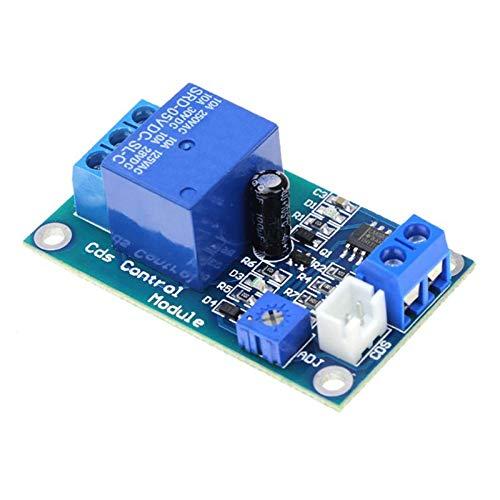 Motor Controller - Xh M131 Motor Controller 12v Photosensitive Resistor Module Automatic Light Control Relay - Mc-60m Potentiometer L298 Book Soft Reversible L293d Start L298n Digital -