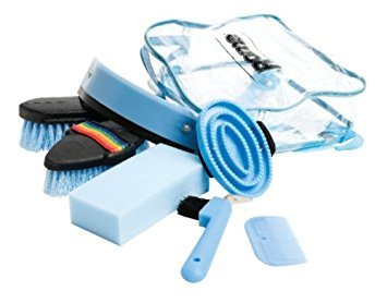 Roma Backpack Grooming Kit Baby Blue -