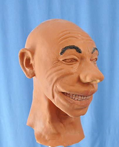 Gatton Smilel Foam Latex Mask Cosplay Halloween Masks -