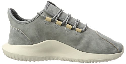 adidas Tubular Shadow, Scarpe da Ginnastica Basse Uomo Grigio (Grey Three/Grey Three/Clear Brown)