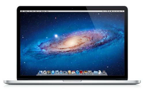 Apple MacBook Pro withRetinaDisplay15.4/2.3GHzQuadCorei7/8GB/256GB MC975J/A