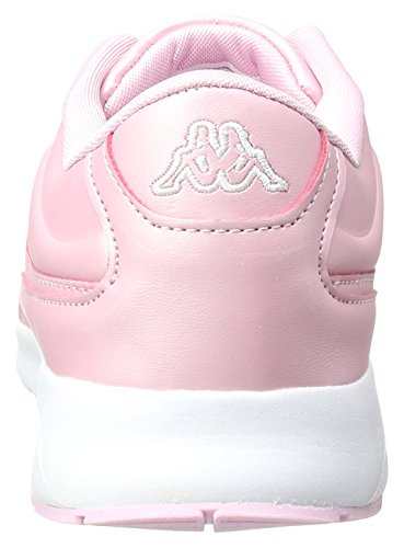 Shine Kappa Ros Mujer Zapatillas para Rosa Milla 7TwwpqaxH