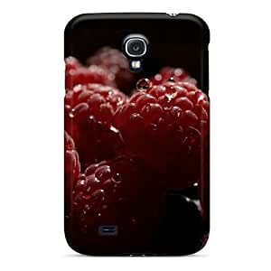 Premium Galaxy S4 Case - Protective Skin - High Quality For Fresh Raspberry