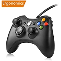 Xbox 360 Controller - RegeMoudal Xbox 360 PC Game Wired...