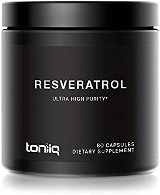 Ultra High Purity Resveratrol Capsules 98 Trans Resveratrol