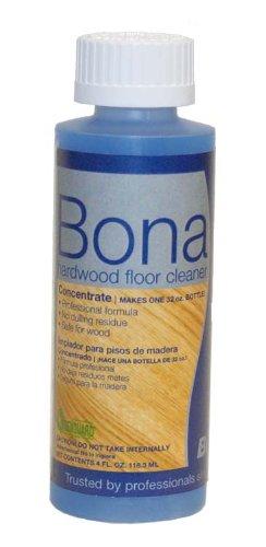 Bona Pro 4 oz Hardwood Floor Cleaner Concentrate (12 Pack) by Bona
