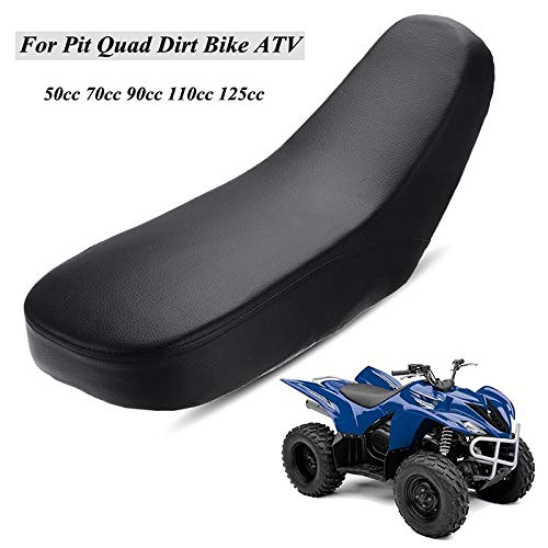 ATV Seat Saddle 50cc/70cc/90cc/110cc Fit for Chinese Flying Tiger Off-Road 4-Wheels Vehicle Quad