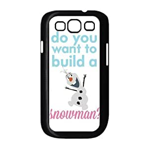 Frozen Plastic Protective Skin For SamSung Galaxy S4 Mini Case Cover -906