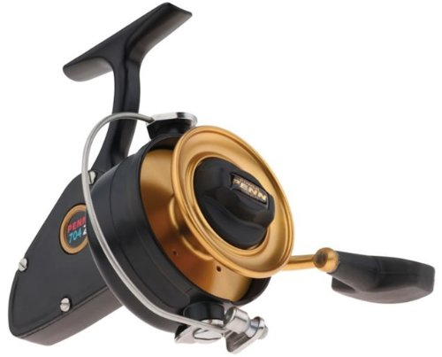 Tsunami airwave surf tsawss 1202h w penn 704z rod reel for Tsunami fishing reels