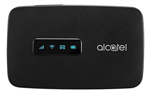 Router Hotspot Alcatel 4G LTE MW40 Unlocked GSM (4G LTE Digitel Europe Asia) Up to 15 wifi users MW40V