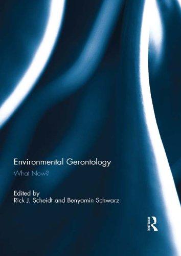 Download Environmental Gerontology: What Now? Pdf