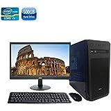 Computador Completo Core i5 4° Geração 8gb Hd 500gb + Monitor 18.5 + Wi-fi